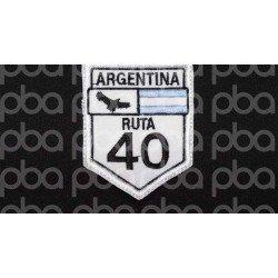 RUTA 40 -MEDIDAS 8 X 6,20 cms