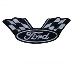 Ford banderines mED. 12 X 6...