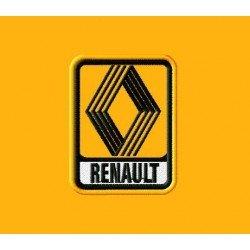 RENAULT 2 - Medidas 6 x 8 cms