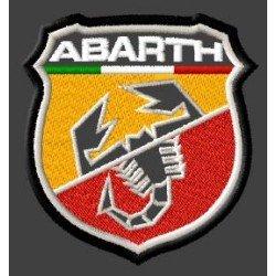 ABARTH Medidas  7,3 x 7,7 cms.