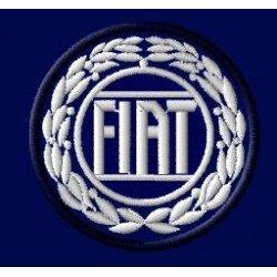 FIAT 4 Medidas 6,2 x 6,2 cms.