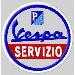 VESPA servicio Medidas 8 x...